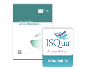 Hospitals quality standards ISQua accreditation
