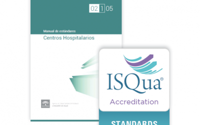 The Andalusian Agency for Healthcare Quality's Hospital Certification Model is granted with a new international accreditation