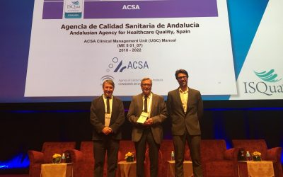 The Andalusian certification model for clinical management units renews its international accreditation