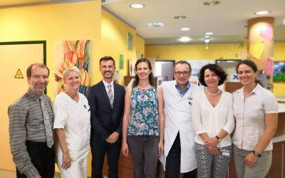 Once again, Europe has entrusted the Andalusian Agency for Healthcare Quality with the assessment of 79 reference units on rare diseases