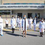 El Hospital Virgen de las Nieves certifica la calidad de su servicio de Medicina Física y Rehabilitación