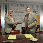 La Agencia de Calidad Sanitaria y el Colegio de Médicos de Córdoba firman un convenio para impulsar la certificación de profesionales del ámbito privado