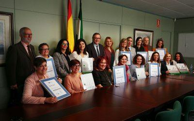 Seis centros que prestan servicios sociales en la provincia de Málaga reciben la certificación de la Agencia de Calidad Sanitaria de Andalucía
