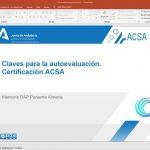 El Distrito Poniente de Almería inicia su plan de mentoría con la Agencia de Calidad Sanitaria de Andalucía