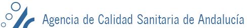 Logotipo de la Agencia de Calidad Sanitaria de Andalucía