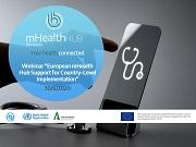 El mHealth Hub comienza a trabajar con los países europeos para apoyar la implantación de la salud móvil a nivel nacional