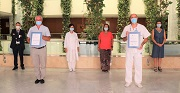 El Hospital San Juan de Dios del Aljarafe consigue la certificación de calidad 'Óptima' para sus unidades de Medicina y Radiología