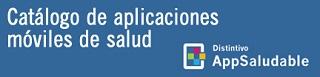 Catálogo de aplicaciones móviles de salud