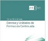 Nuevos manuales de estándares para la certificación de Centros y unidades de formación continuada