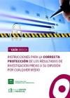 Guía Protección de la Investigación