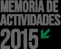 Memoria de Actividades FPS 2015 2015