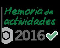 Memoria de Actividades FPS 2016 2016