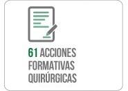 Acciones Formativas Quirúrgicas