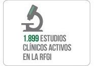 Estudios Clínicos Activos en la RFGI