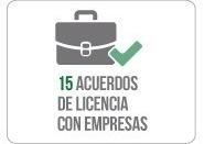 Acuerdos de Licencia