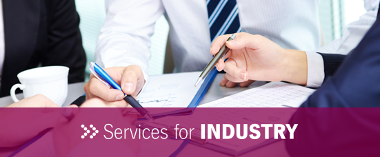 Services to Industry