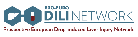 PRO-EURO-DILI NET - Prospective European Drug-Induced Liver Injury Network