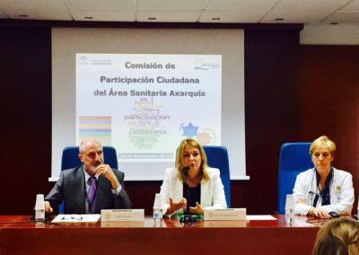 Comisión Participación Ciudadana 2016