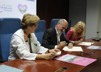 Atención a mujeres con cáncer de mama