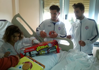 Visita Vélez Club Futbol