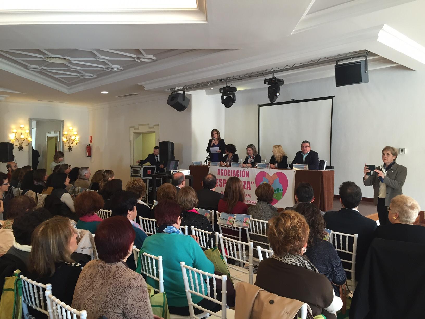 El Área Sanitaria Este de Málaga-Axarquía acoge la I Jornada sobre Estilos de Vida Saludable en Cáncer de Mama