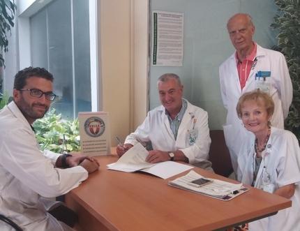 La Asociación de Voluntarios Intérpretes para la Salud de la Axarquía 'AVISA', segunda asociación que se adhiere al blog 'Axarquía es +'