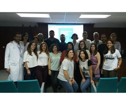 El Área Sanitaria Málaga-Axarquía recibe a los 13 nuevos residentes que realizarán su especialización EIR en la comarca