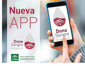 App Dona Sangre