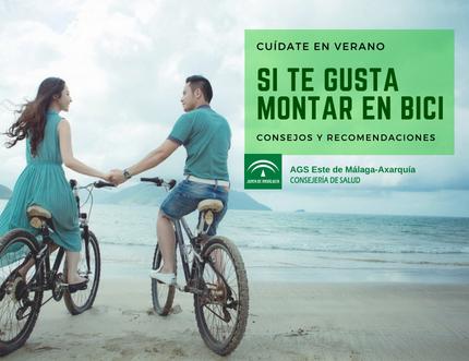 Bicicletas y Verano