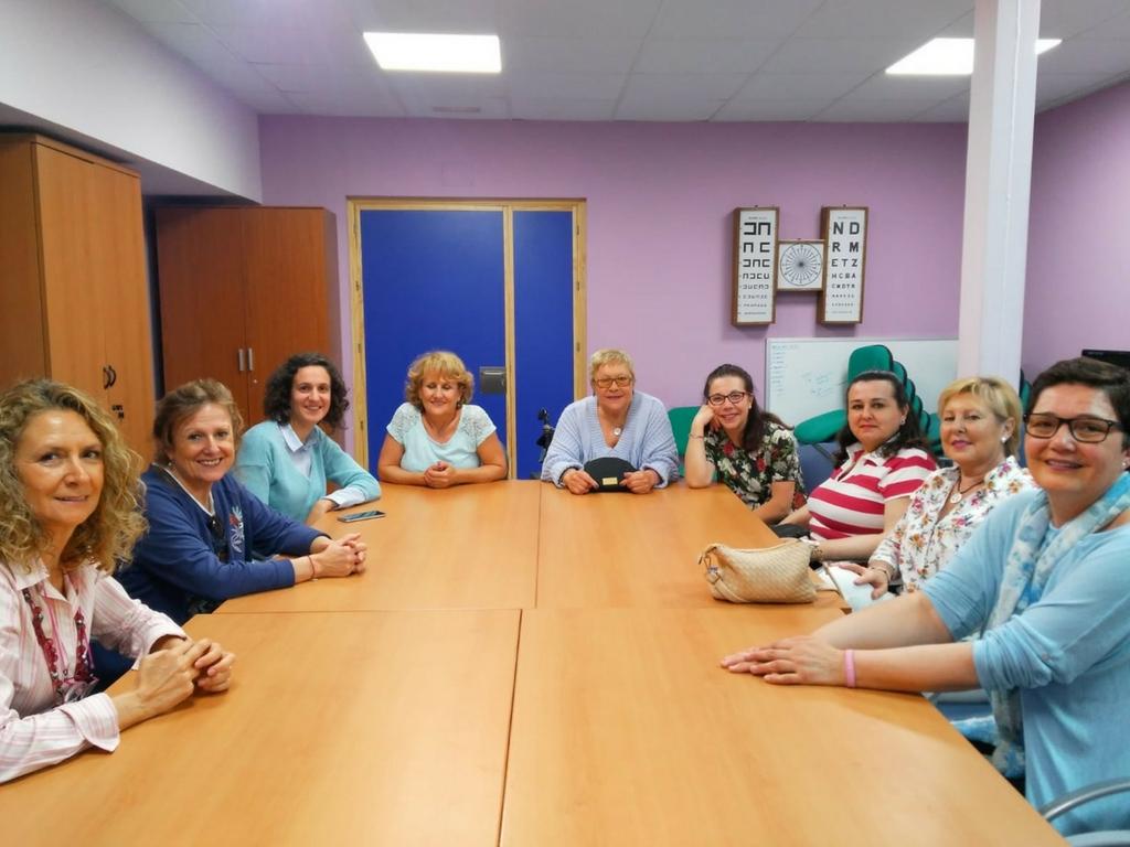 El centro de salud Vélez-Sur y la Asociación Esperanza organizan un Taller de Sexualidad y Cáncer