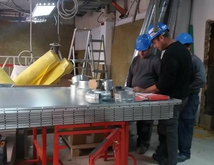 El Hospital Comarcal de la Axarquía inicia las obras para la instalación de un equipo de Resonancia Nuclear Magnética