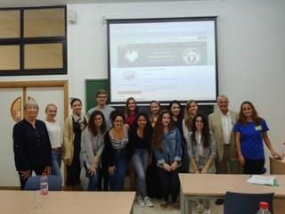 AVISA en la Universidad de Cádiz