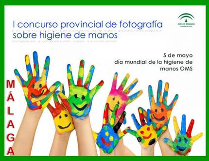 I Concurso de Fotografía con motivo del Día Mundial de la Higiene de Manos