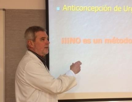 Manolo Quevedo nos habla sobre 'Anticoncepción Hoy'