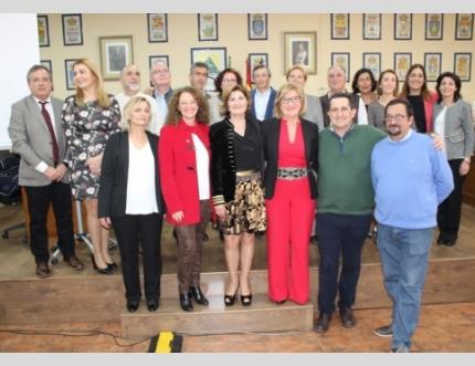 El Área Sanitaria Málaga-Axarquía rinde homenaje a sus profesionales por su trayectoria profesional, excelencia, trabajo en equipo y reconocimiento a la unidad