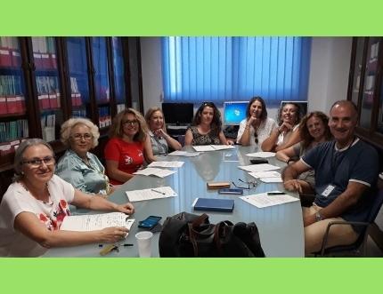 Nuestros profesionales celebran el Día Internacional del Trabajo Social Sanitario