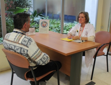 La Asociación de Intérpretes Voluntarios para la Salud de la Axarquía realizó el año pasado 13.480 actuaciones en el Área Sanitaria Málaga-Axarquía