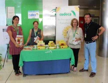 La Fundación Cudeca visita nuestro Hospital en su Mesa de Participación Ciudadana