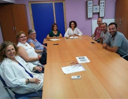 El centro de salud de Vélez-Sur presenta su Plan de Participación Ciudadana para el año 2019