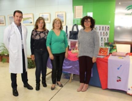 La Asociación de Mujeres para la Promoción de la Salud Mental visita el Hospital Comarcal