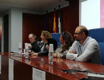 El Área Sanitaria Málaga-Axarquía participa en la Jornada de conmemoración del 56 Aniversario de creación de los Grupos de Familia Al-Anon en España
