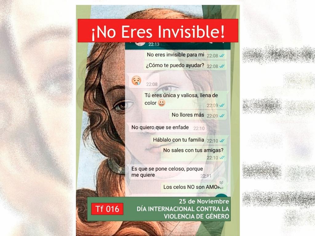 El Área Sanitaria Málaga-Axarquía contra la Violencia de Género