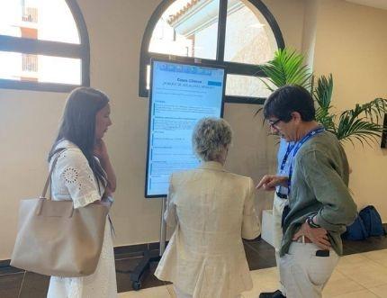 Profesionales del Área participan en el 14 Congreso Andaluz de Médicos de Atención Primaria