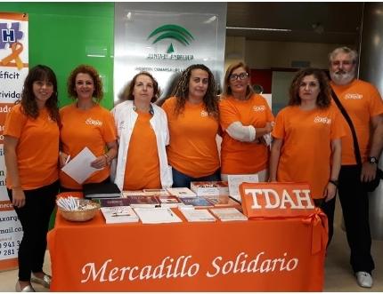 La asociación TDAH Axarquía visita nuestra Mesa de Participación Ciudadana
