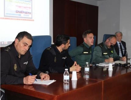 Más de 50 profesionales participan en la charla: 'Análisis de situación: agresiones a profesionales en la provincia de Málaga'