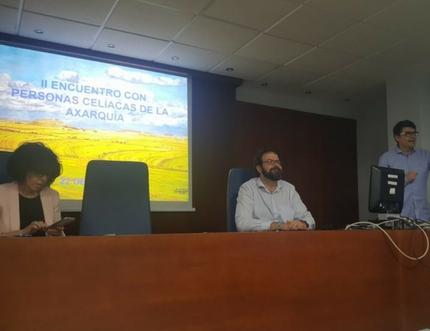 El Área Sanitaria Málaga-Axarquía organiza el II Encuentro de Personas con Celiaquía centrado en la importancia del diagnóstico precoz