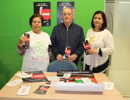 La Asociación de Alcohólicos de la Axarquía (ARAX) participa en nuestra Mesa de Participación Ciudadana