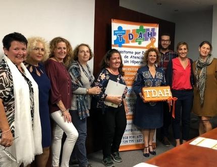 Unas 100 personas participan en las VI Jornadas sobre Trastorno por Déficit de atención con o sin Hiperactividad del Área Sanitaria Axarquía
