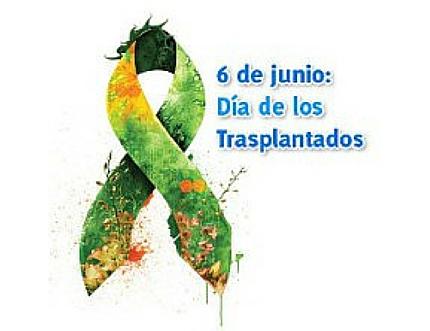 Hoy, 6 de junio, se celebra el  Día de los Pacientes  Trasplantados