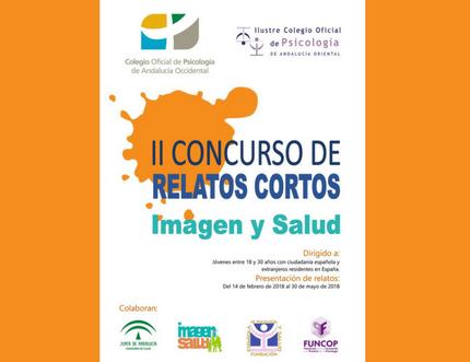 II Concurso de relatos cortos: Imagen y Salud